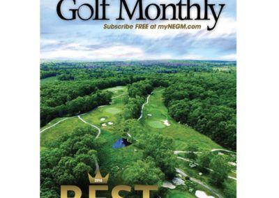 NE Golf Monthly 2016