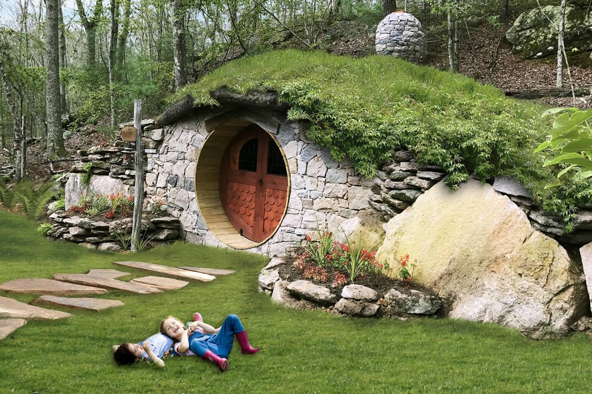 Hobbit Hillside Homes at The Preserve