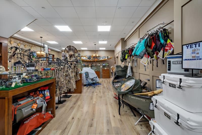 Sporting Shoppe